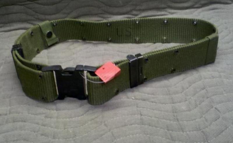 Individual Equipment Belt (Pistol Belt) LC2
